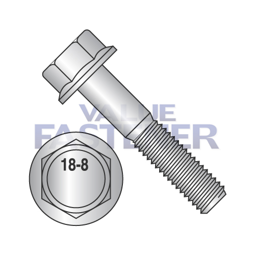 Flange/Frame Bolts | Value Fasteners