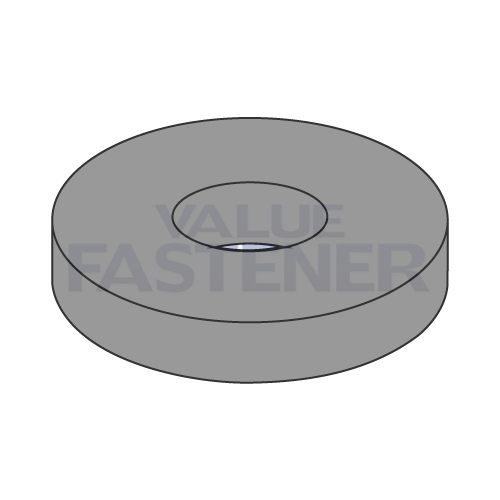 F436 Round Structural Plain Value Fasteners