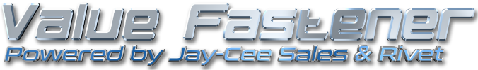 Value Fastener- powered by Jay-Cee Sales & Rivet