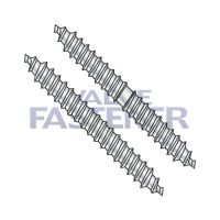 8X1  Dowel Screw Zinc